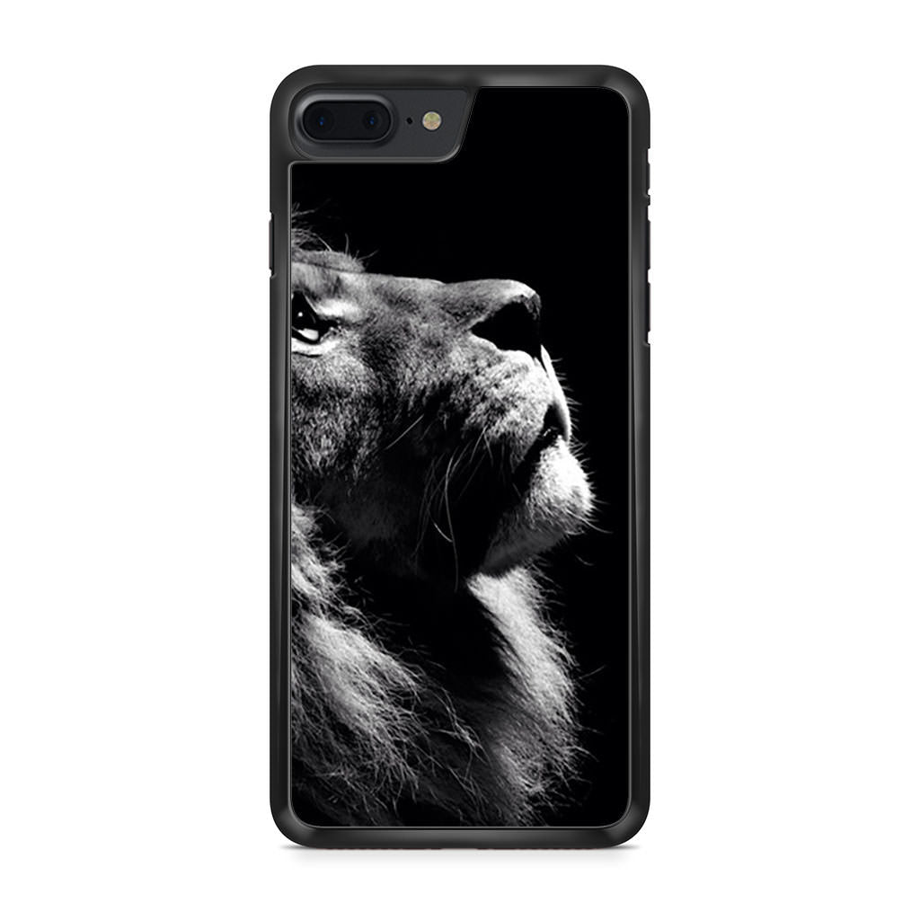 Angry Lion iPhone 7 Plus case