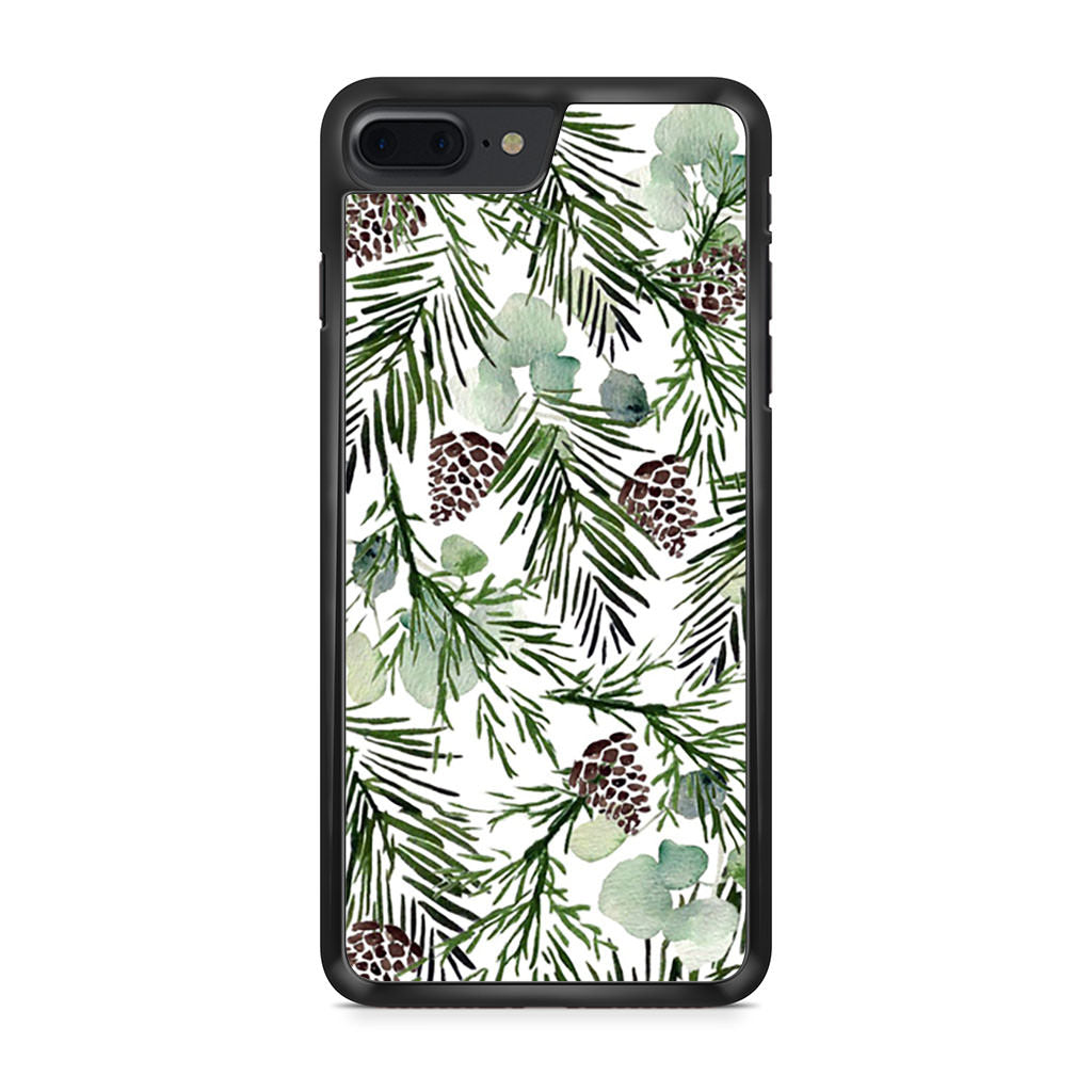 Cati Cactus & Succulence Garden Sleeve iPhone 7 Plus case