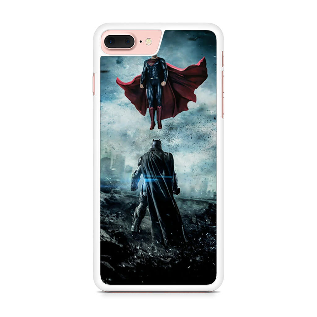 Batman Vs Superman - Dawn Of Justice iPhone 7 Plus case