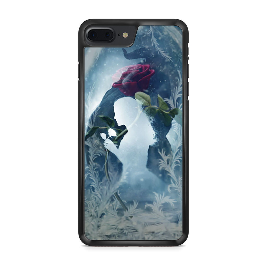 Beauty And The Beast iPhone 7 Plus case