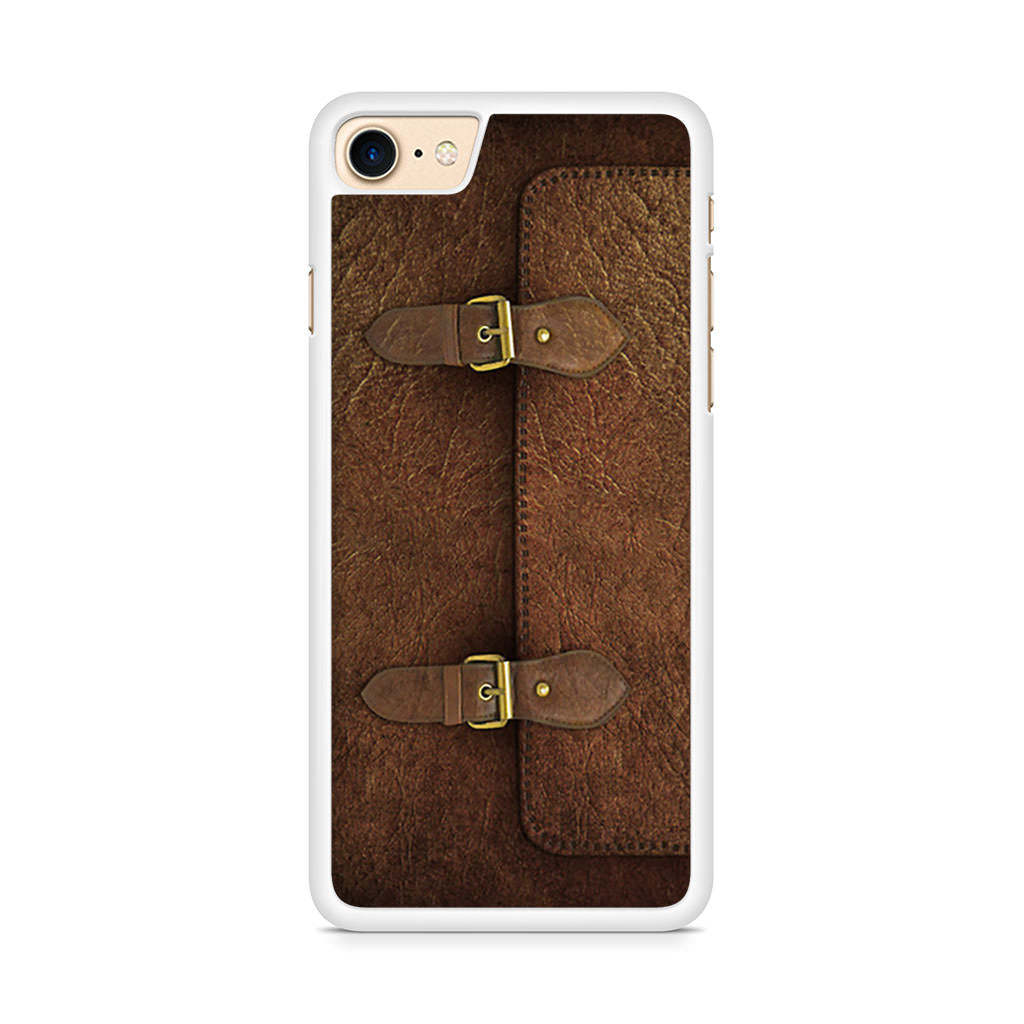 Bag Tan iPhone 8 case