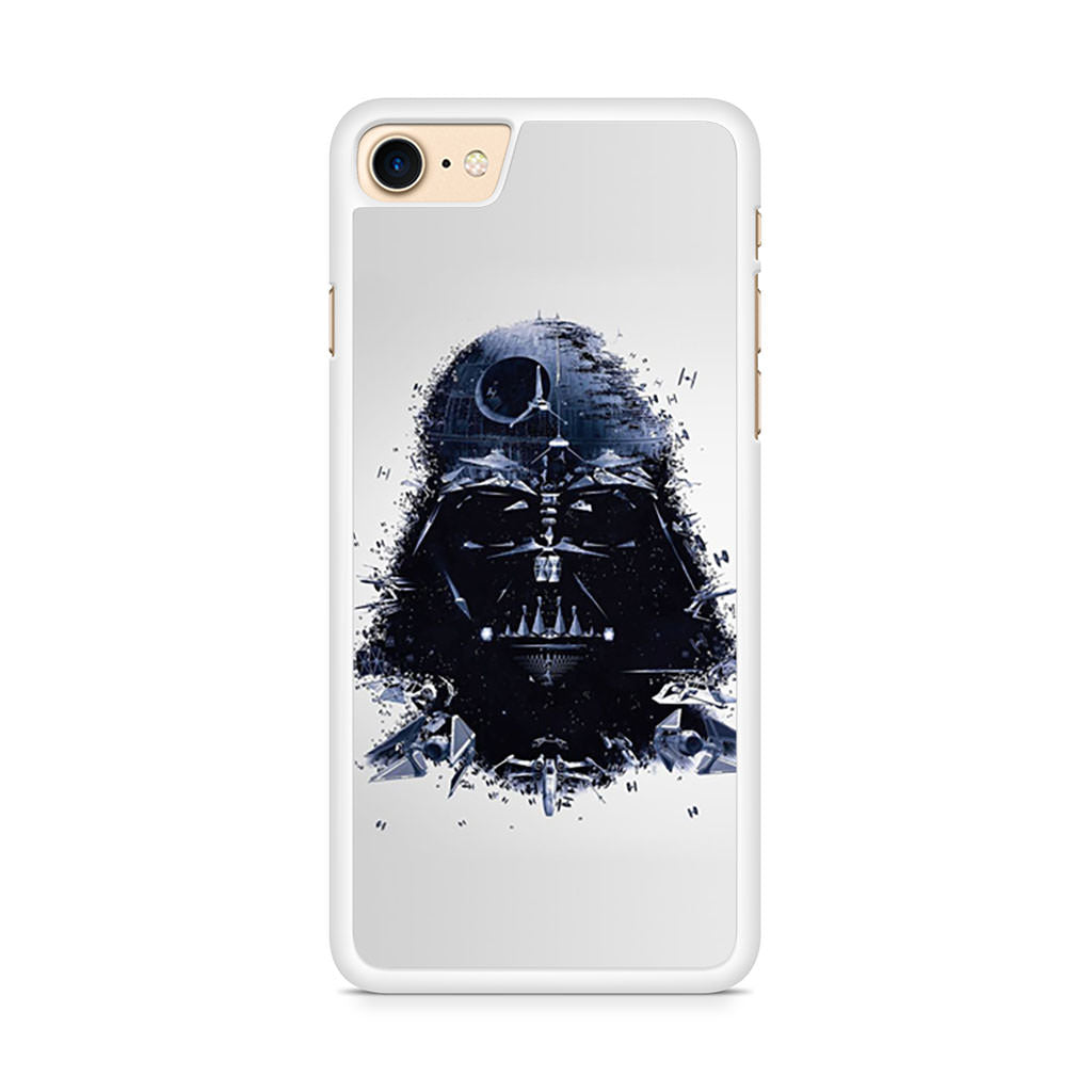 Darth Vader Poster iPhone 8 case