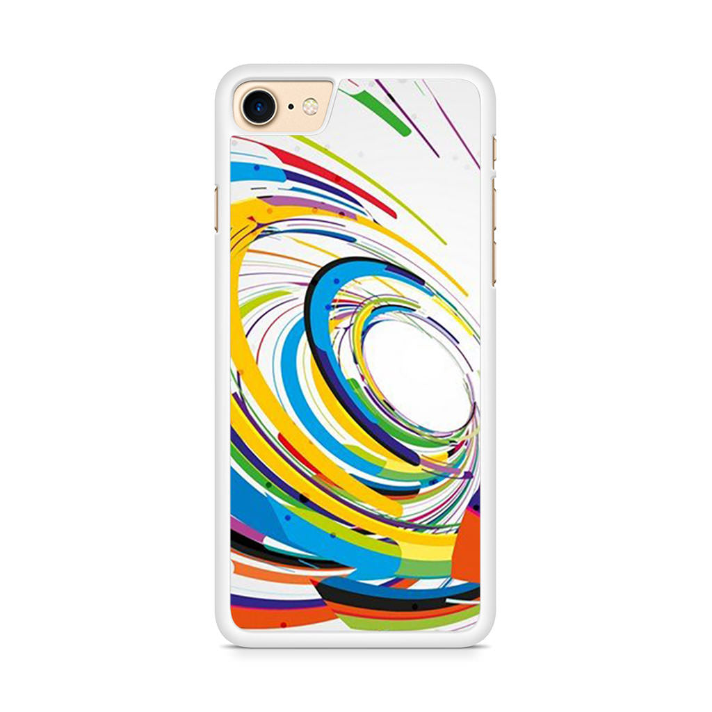 Abstract Shape iPhone 8 case