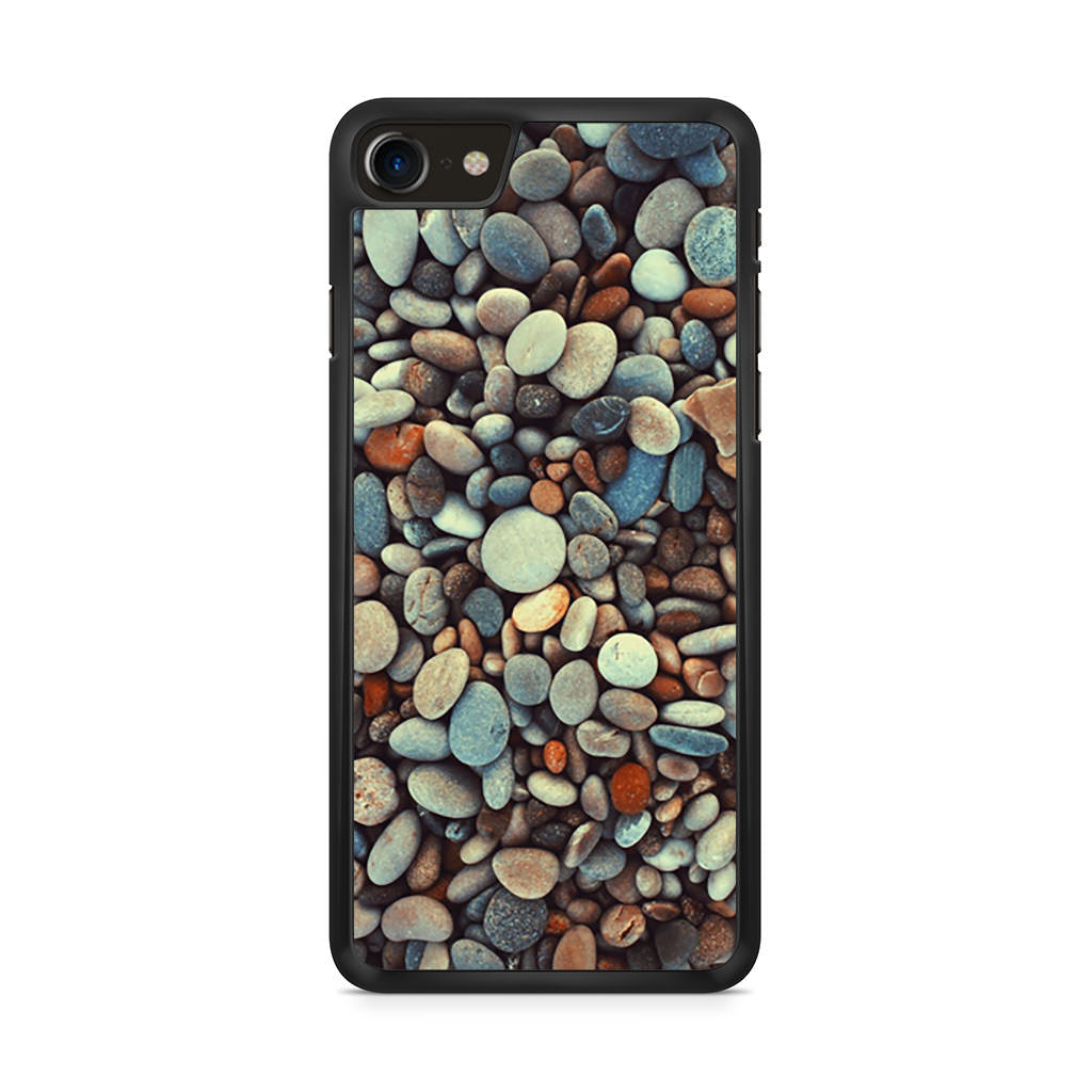 Colorful Roof Tiles Pattern iPhone 8 case