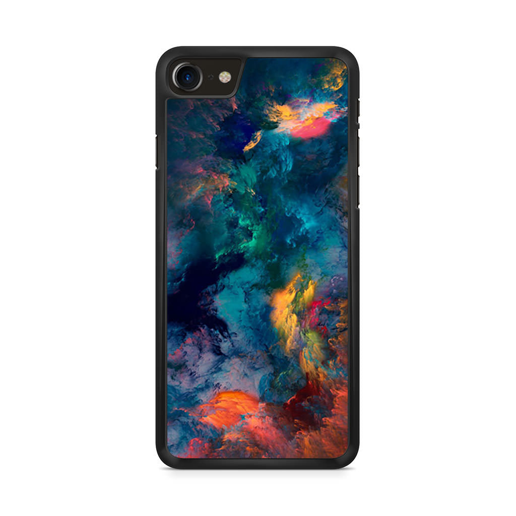 Colorful Eye Candy iPhone 8 case