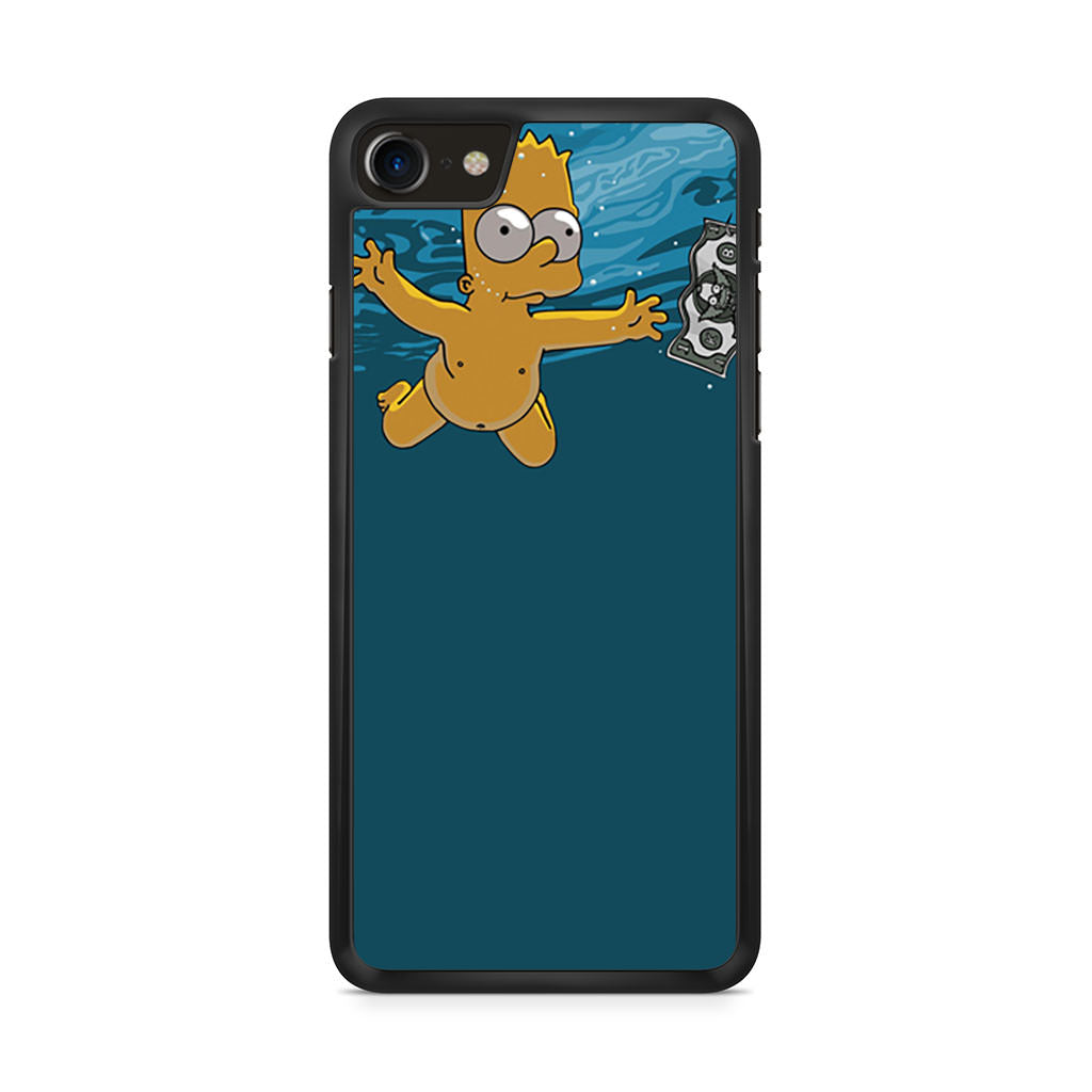Bart Simpson iPhone 8 case