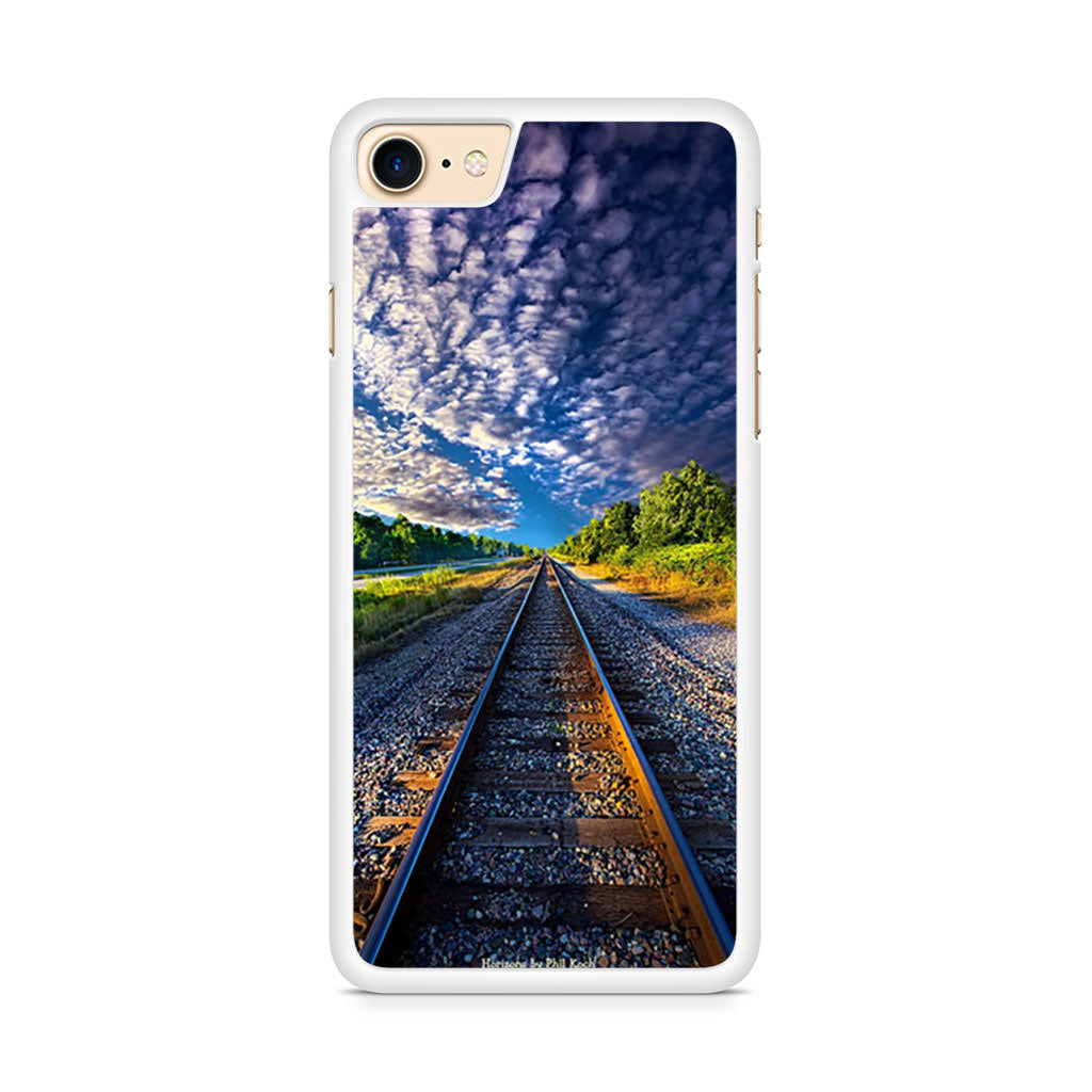 All The Way Home iPhone 8 case