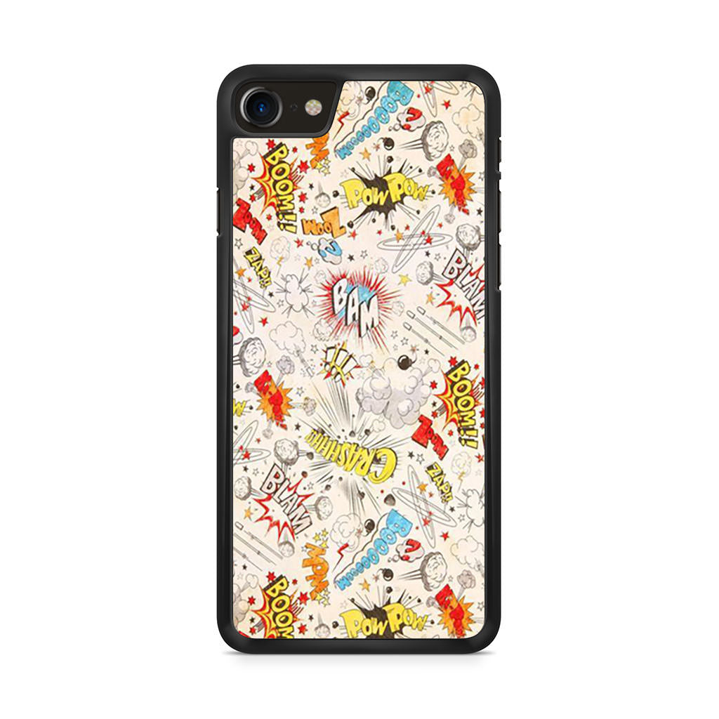 Comics Effects iPhone 8 case