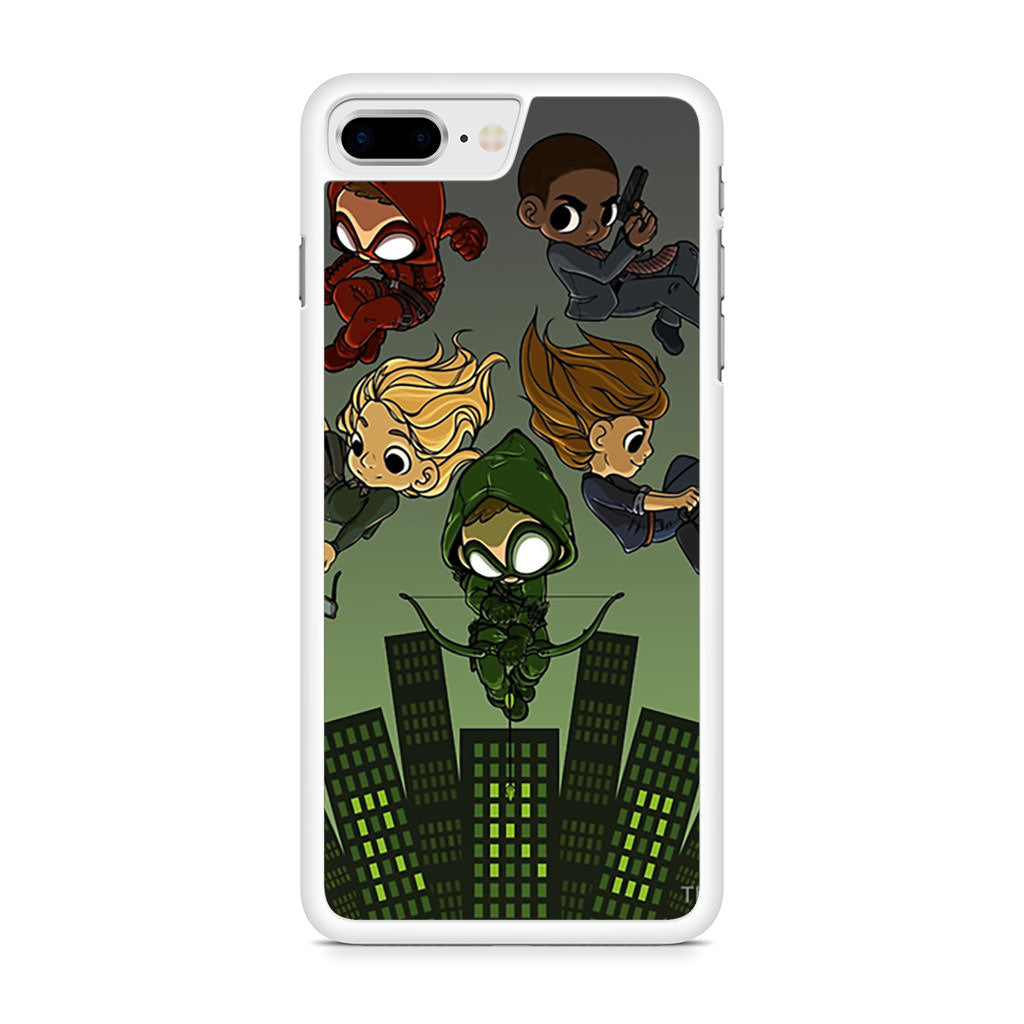 Arrow Thea Queen iPhone 8 Plus case