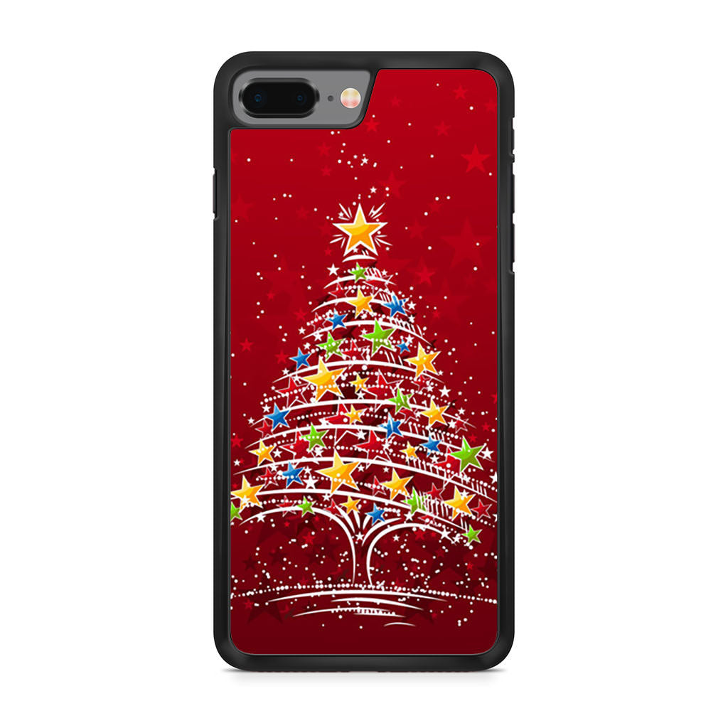 Christmas iPhone 8 Plus case
