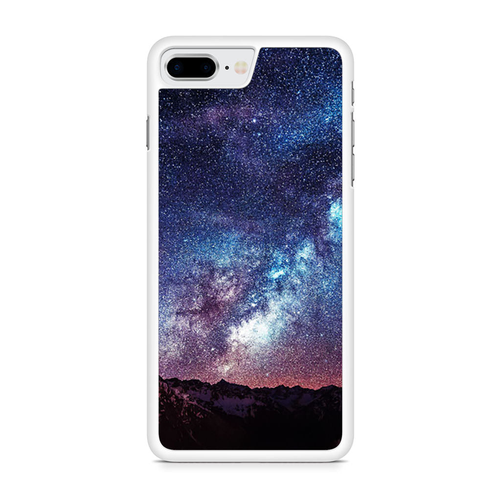 Amazing Milkyway Space iPhone 8 Plus case
