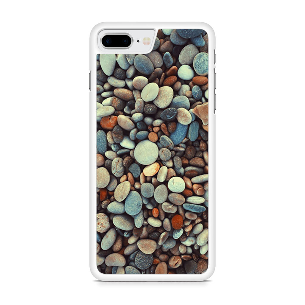 Colorful Roof Tiles Pattern iPhone 8 Plus case
