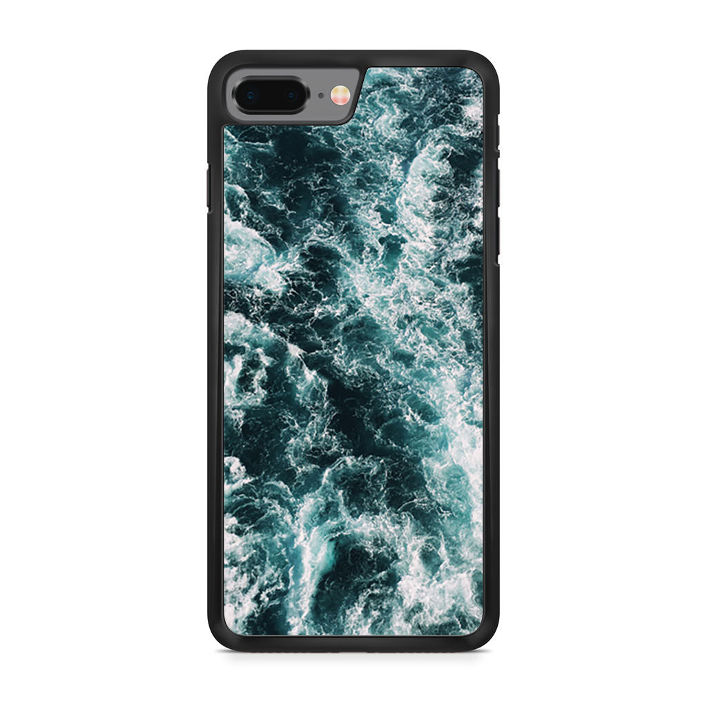 Calm Ocean iPhone 8 Plus case