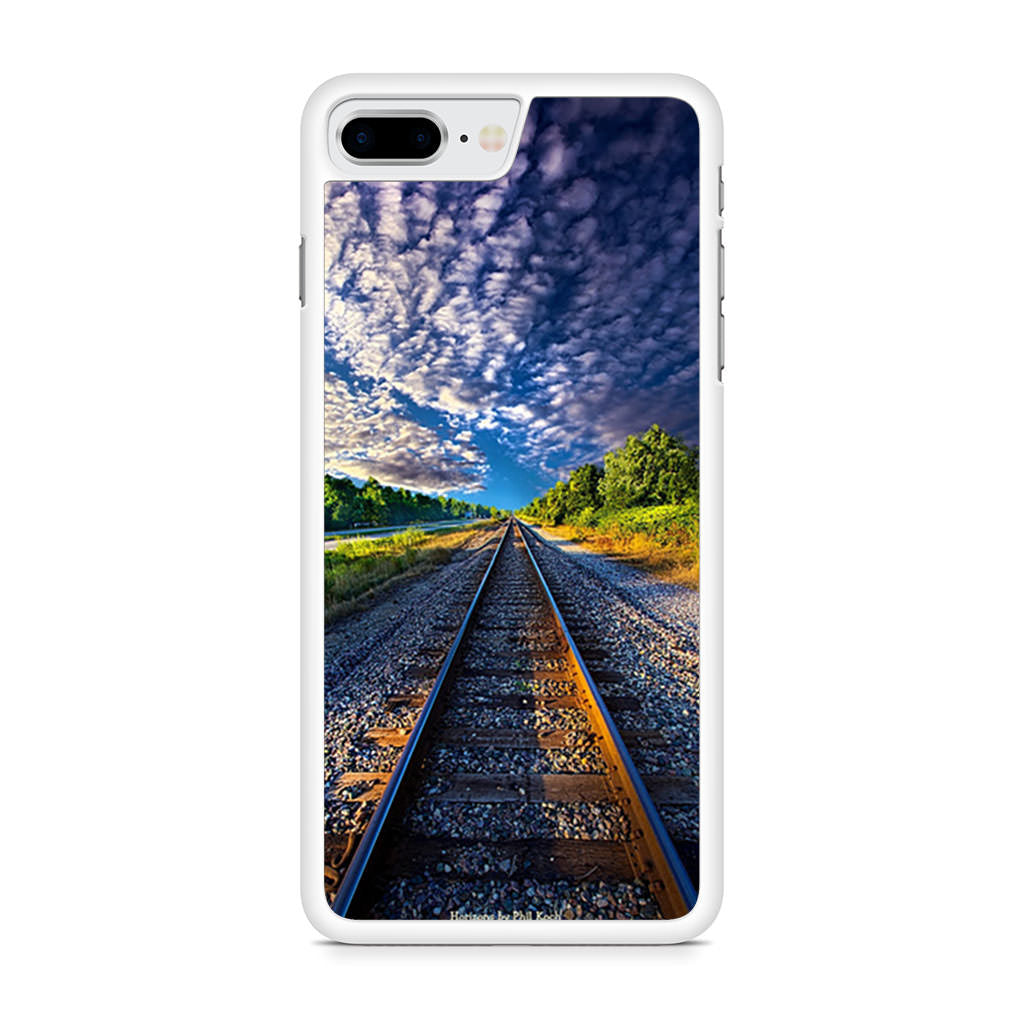 All The Way Home iPhone 8 Plus case