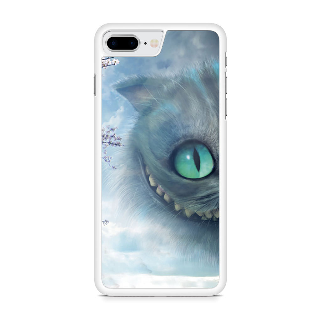 Alice In Wonderland Cheshire Cat Disney iPhone 8 Plus case