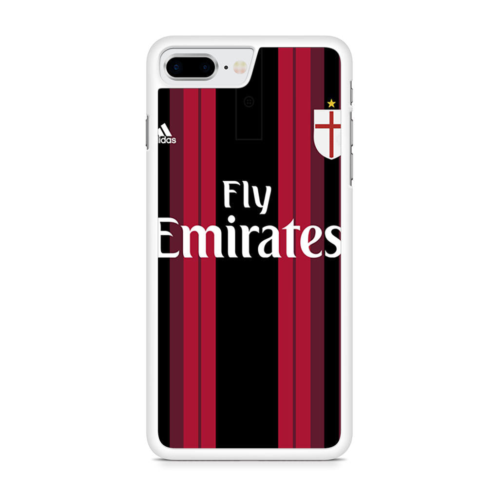 Ac Milan Logo iPhone 8 Plus case