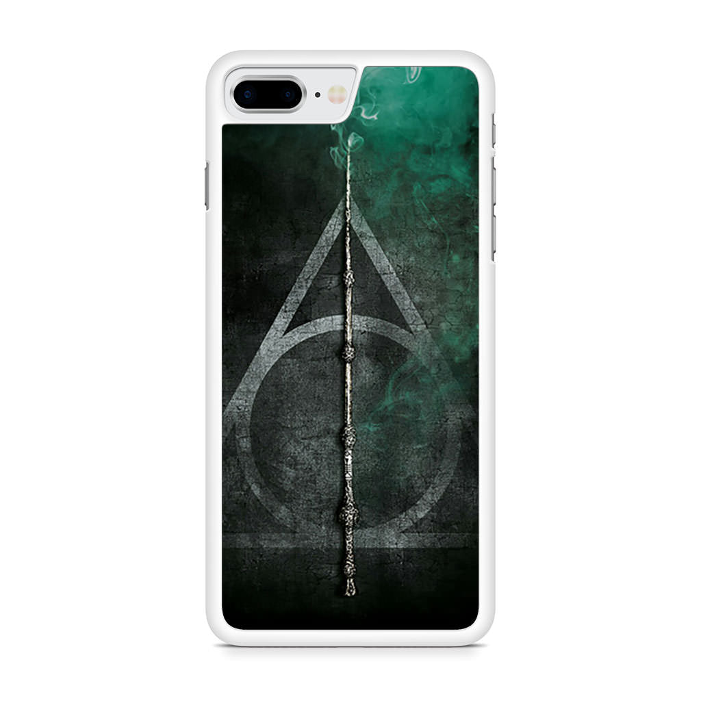 Deathly Hallows iPhone 8 Plus case