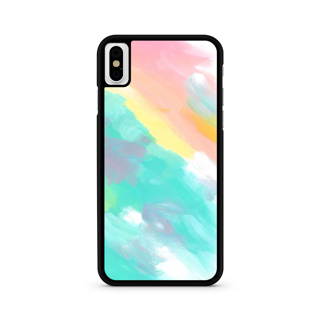 Aesthetic iPhone X case