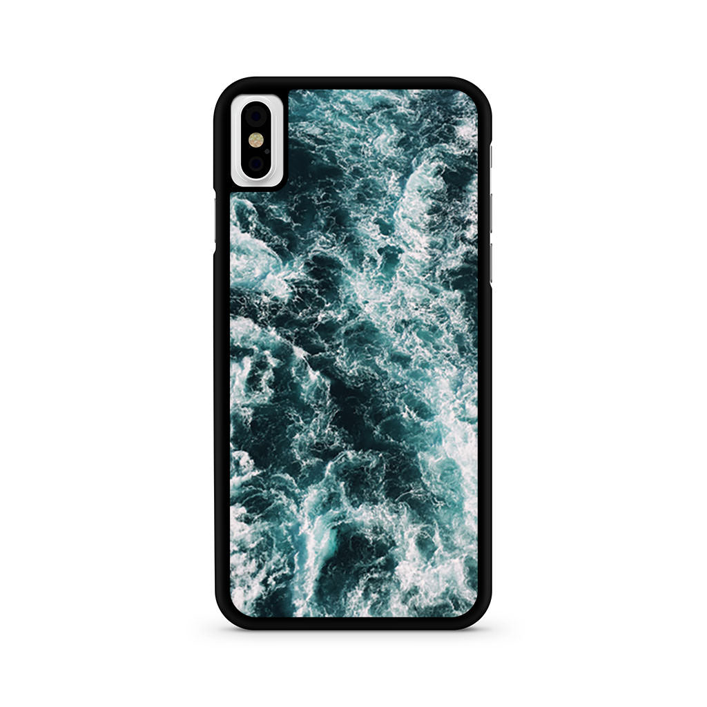 Calm Ocean iPhone X case