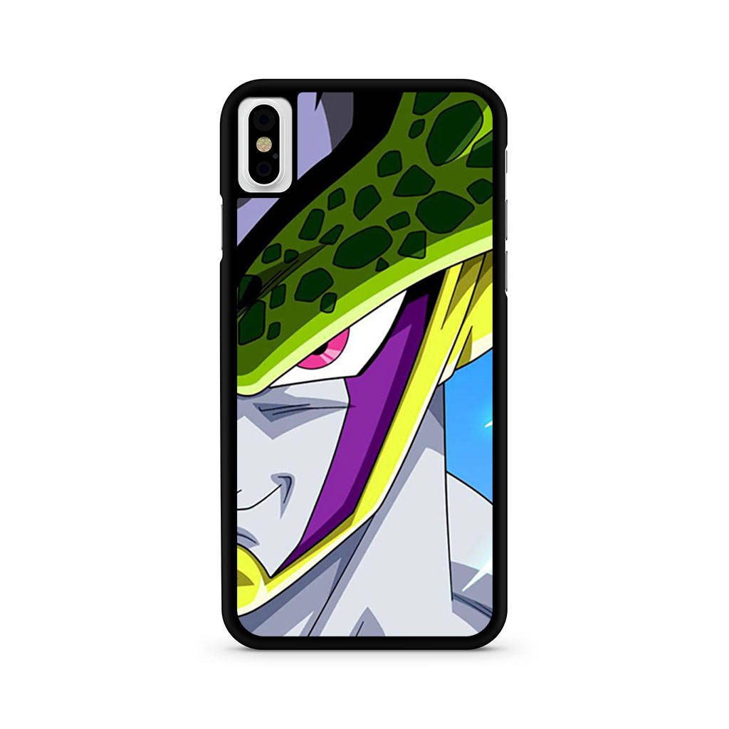 Cell Dragon Ball Z iPhone X case