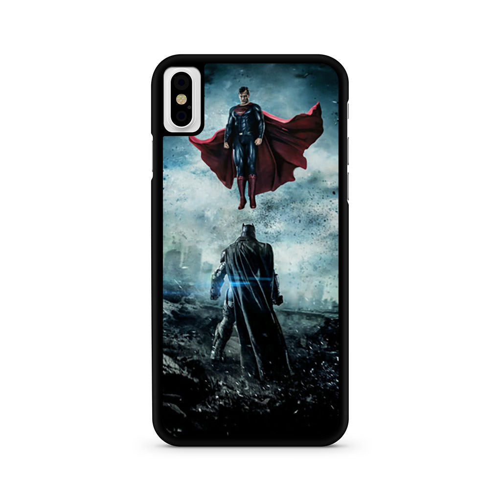 Batman Vs Superman - Dawn Of Justice iPhone X case