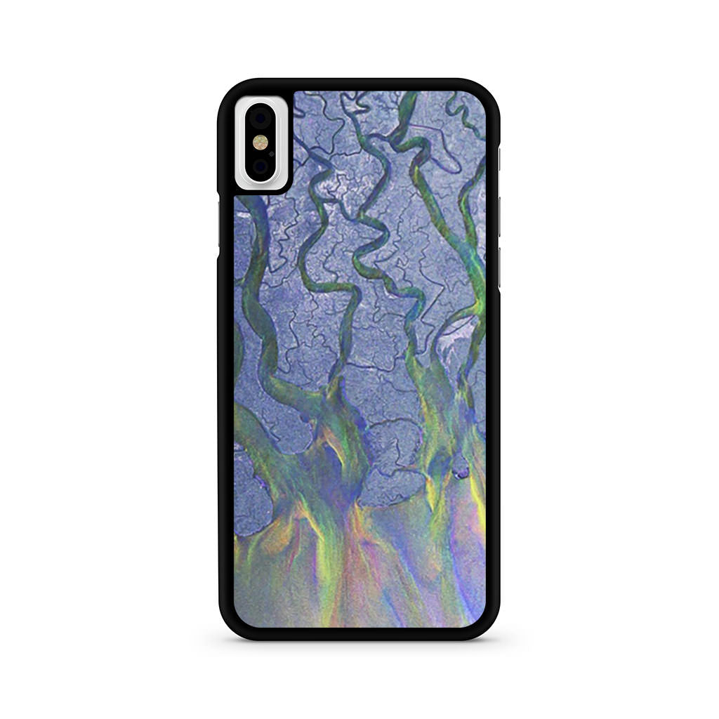 An Awesome Wave iPhone X case