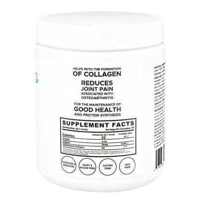 deep marine collagen peptides - facts