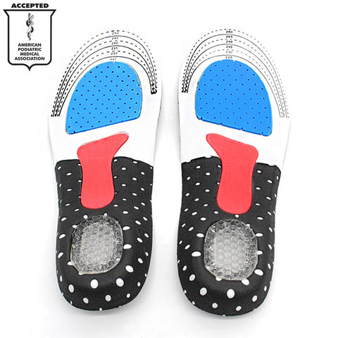 Total Support™ Pain Relief Shoe Insoles (Pair of Two)