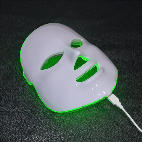 Light Therapy Acne Mask! 7 differnt colours - Plenty of Waist
