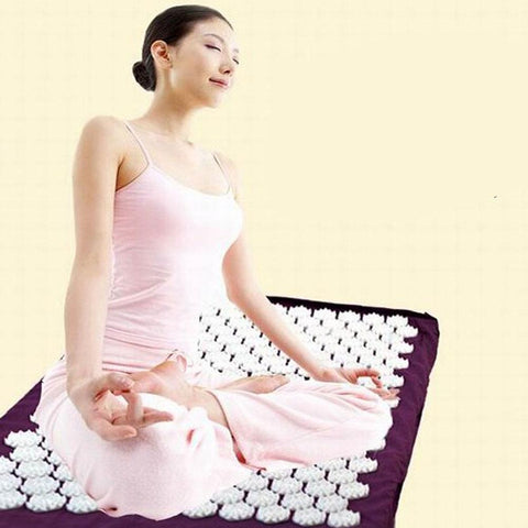 Acupressure Yoga Mat - Plenty of Waist