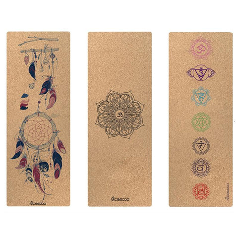 Free Spirit Yoga Mat - Plenty of Waist