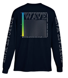 Wave L/S Tee