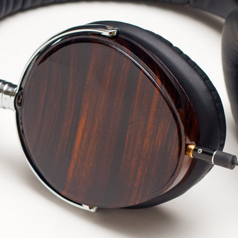 Floyd Rose Audio Collection Wired Wooden Headphones