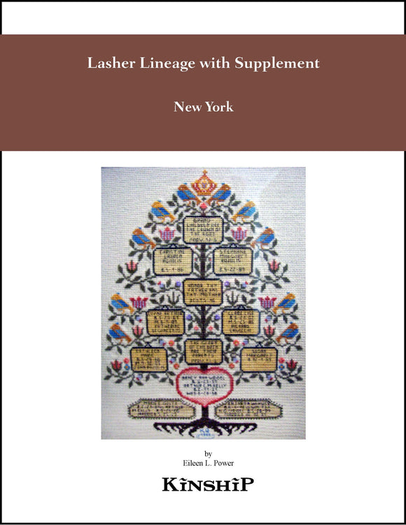 Lasher Lineage with Supplement