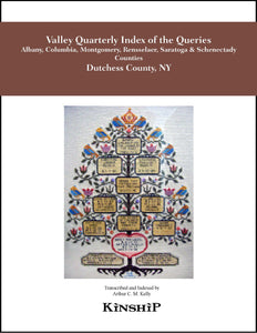 Valley Quarterly Index of the Queries