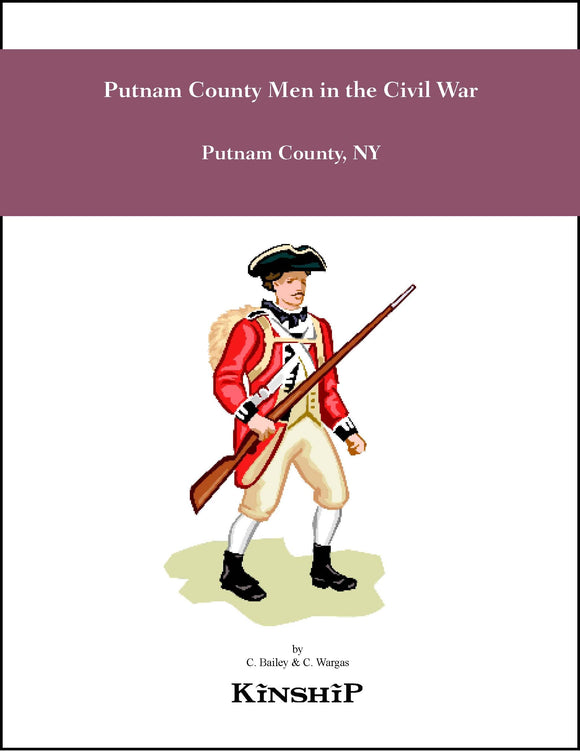 Putnam County Men in the Civil War
