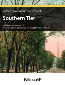 Index to Tree Talks County Packet - Southern Tier