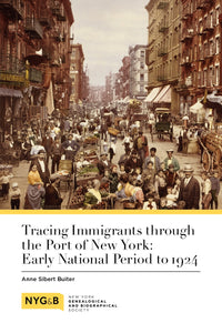 Tracing Immigrants through the Port of New York: Early National Period to 1924