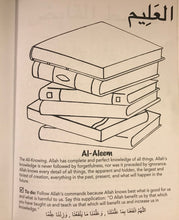 Beautiful Names of Allah Coloring & Activity Book, Part 2