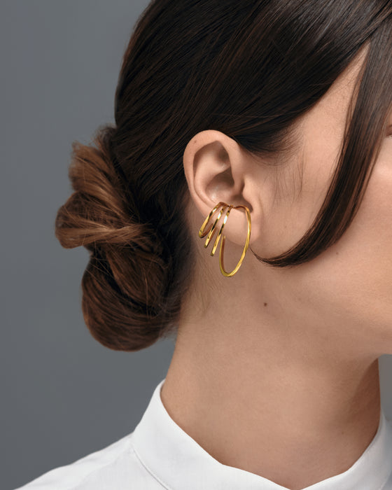EAR CUFF KATE GOLD