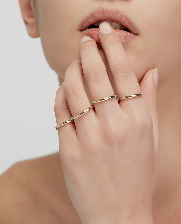 RINGS CHLOE GOLD