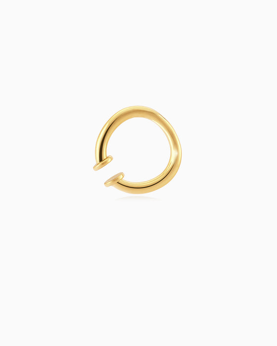 EAR CUFF CINDY GOLD