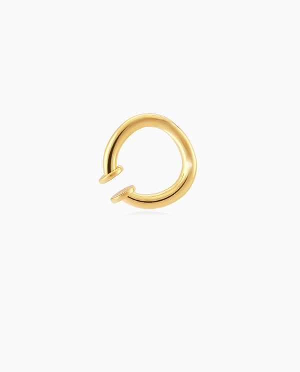 EAR CUFF CINDY SMALL GOLD