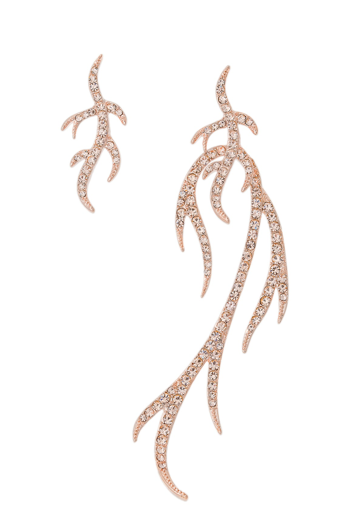 Earring Twings Rose Gold