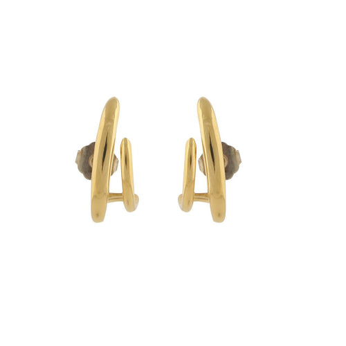 EARRING SHARON GOLD
