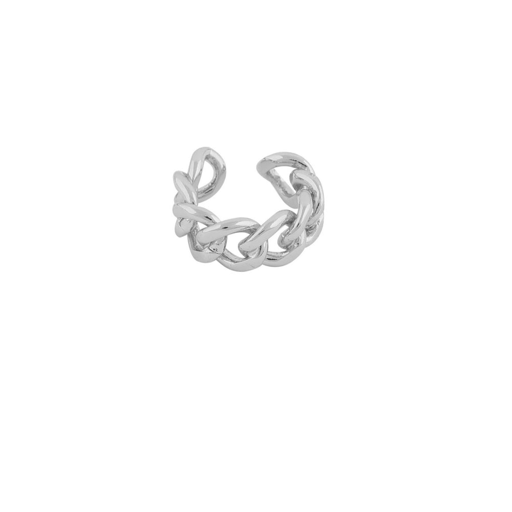 RING CHAIN Silver