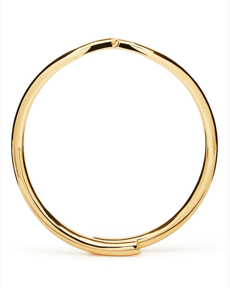 CHOKER  TUBE GOLD