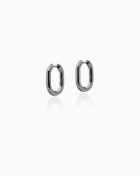 EARRING CHRISTY RUTHENIUM