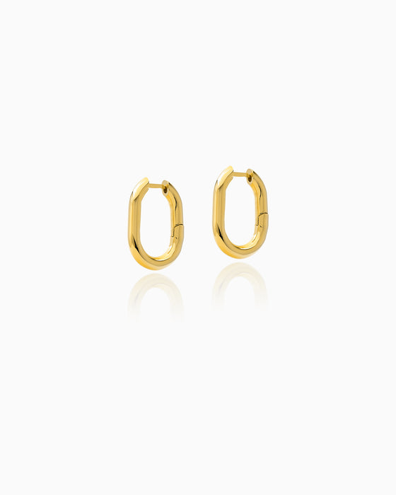EARRING CHRISTY GOLD