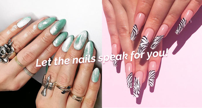 6 Nail Trends for 2021 –Inspiring Nail Art Ideas
